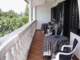 Balcony - Apartment A-2347-a - Apartments Novi Vinodolski (Novi Vinodolski) - 2347