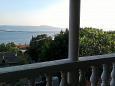Balcony - view - Apartment A-2347-a - Apartments Novi Vinodolski (Novi Vinodolski) - 2347