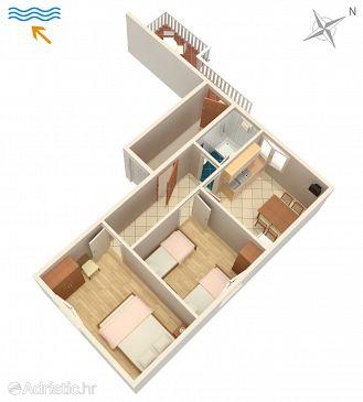 Apartment A-235-d - Apartments Stara Novalja (Pag) - 235