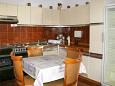 Kitchen - Apartment A-2350-a - Apartments and Rooms Novi Vinodolski (Novi Vinodolski) - 2350