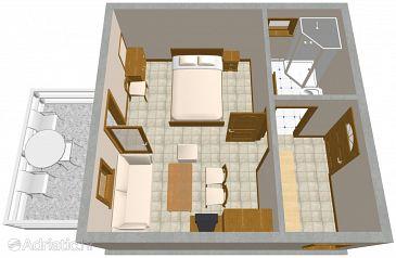Apartment A-2357-a - Apartments Lovran (Opatija) - 2357