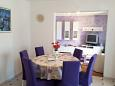 Dining room - Apartment A-2358-a - Apartments Duga Luka (Prtlog) (Labin) - 2358