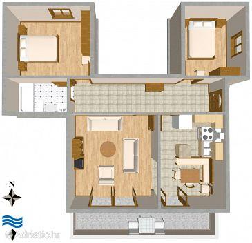Apartment A-2361-a - Apartments Selce (Crikvenica) - 2361