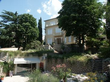 Property Crikvenica (Crikvenica) - Accommodation 2371 - Rooms near sea with sandy beach.