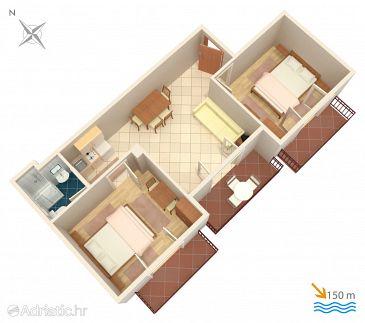 Apartment A-2372-d - Apartments Selce (Crikvenica) - 2372