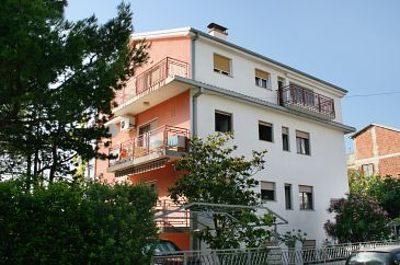 Selce, Crikvenica, Property 2373 - Apartments and Rooms blizu mora with pebble beach.