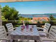 Terrace - Apartment A-2377-a - Apartments Jadranovo (Crikvenica) - 2377