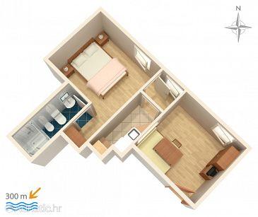 Apartment A-2378-b - Apartments Dramalj (Crikvenica) - 2378