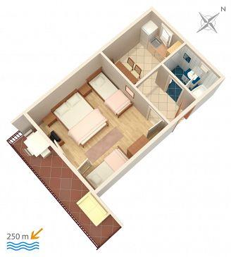 Apartment A-2383-d - Apartments Selce (Crikvenica) - 2383