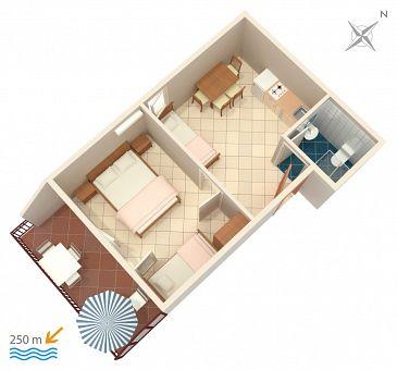 Apartament A-2383-e - Apartamenty Selce (Crikvenica) - 2383