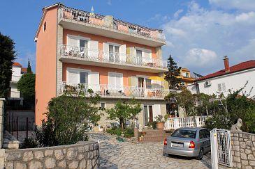 Obiekt Selce (Crikvenica) - Zakwaterowanie 2383 - Apartamenty w Chorwacji.