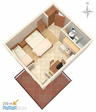 Studio flat AS-2389-e - Apartments and Rooms Crikvenica (Crikvenica) - 2389