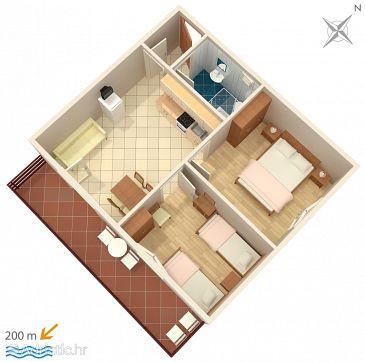 Apartment A-2395-b - Apartments Selce (Crikvenica) - 2395