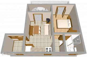 Apartment A-2398-d - Apartments Povile (Novi Vinodolski) - 2398