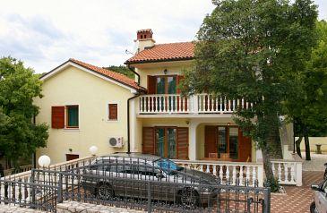 Obiekt Povile (Novi Vinodolski) - Zakwaterowanie 2398 - Apartamenty ze żwirową plażą.