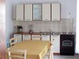Novi Vinodolski, Kitchen u smještaju tipa apartment, WIFI.