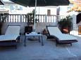 Terrace - Apartment A-2417-a - Apartments Novi Vinodolski (Novi Vinodolski) - 2417