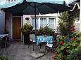 Novi Vinodolski, Terrace u smještaju tipa apartment, WIFI.
