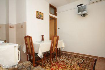 Vis, Dining room u smještaju tipa apartment, dostupna klima i WIFI.