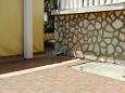 Terrace 2 - Apartment A-2461-b - Apartments Milna (Vis) - 2461