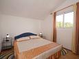 Sypialnia 2 - Apartament A-247-e - Apartamenty Zavalatica (Korčula) - 247