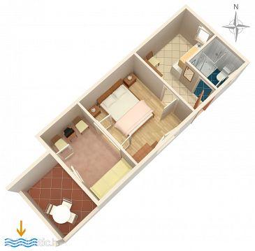 Apartment A-2475-c - Apartments Artatore (Lošinj) - 2475