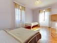 Bedroom - Studio flat AS-2506-a - Apartments and Rooms Nerezine (Lošinj) - 2506