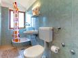 Bathroom - Room S-2506-c - Apartments and Rooms Nerezine (Lošinj) - 2506