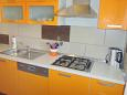 Kitchen - Apartment A-251-b - Apartments Orebić (Pelješac) - 251