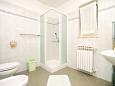 Nerezine, Bathroom u smještaju tipa apartment, WIFI.