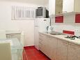 Žuljana, Kitchen u smještaju tipa apartment, WIFI.