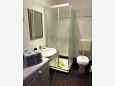 Umag, Bathroom u smještaju tipa apartment, dopusteni kucni ljubimci i WIFI.