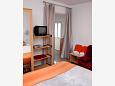 Bedroom - Studio flat AS-2536-b - Apartments Novigrad (Novigrad) - 2536