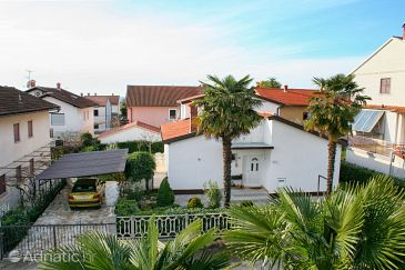 Property Novigrad (Novigrad) - Accommodation 2537 - Apartments with pebble beach.