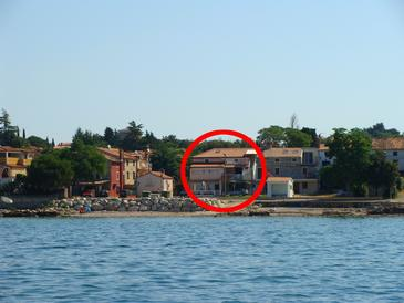Property Zambratija (Umag) - Accommodation 2557 - Apartments near sea.