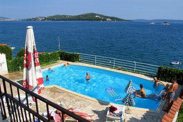 Dovolená v Chorvatsku s bazénem