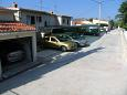 Parking lot Seget Vranjica (Trogir) - Accommodation 2571 - Apartments near sea.