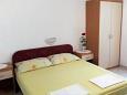 Bedroom - Studio flat AS-2575-g - Apartments Podaca (Makarska) - 2575