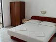 Bedroom - Studio flat AS-2575-h - Apartments Podaca (Makarska) - 2575