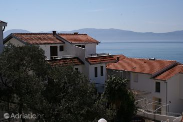 Property Podaca (Makarska) - Accommodation 2579 - Apartments near sea with pebble beach.