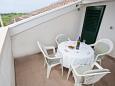 Terrace - Apartment A-2588-a - Apartments Promajna (Makarska) - 2588