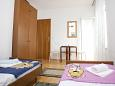 Bedroom 2 - Apartment A-2588-b - Apartments Promajna (Makarska) - 2588