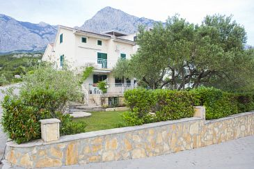Property Promajna (Makarska) - Accommodation 2588 - Apartments near sea with pebble beach.