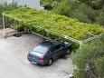 Parking lot Promajna (Makarska) - Accommodation 2588 - Apartments near sea with pebble beach.