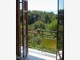 Balcony - Apartment A-2595-f - Apartments Podgora (Makarska) - 2595