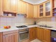 Kitchen - Apartment A-2604-b - Apartments Podgora (Makarska) - 2604