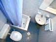 Bathroom - Apartment A-2605-a - Apartments Promajna (Makarska) - 2605
