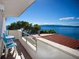 Balcony - Studio flat AS-2605-a - Apartments Promajna (Makarska) - 2605