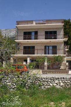 Živogošće - Mala Duba, Makarska, Property 2606 - Apartments and Rooms blizu mora with pebble beach.