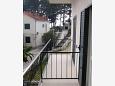 Balcony 1 - Apartment A-2608-b - Apartments Baška Voda (Makarska) - 2608